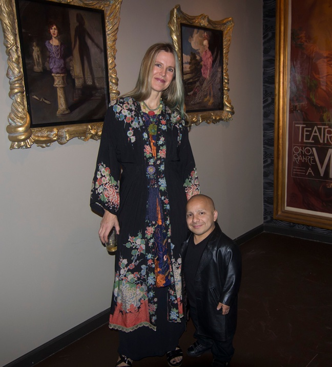 Gail Potocki and America's Smallest Man, Gabriel Pimentel