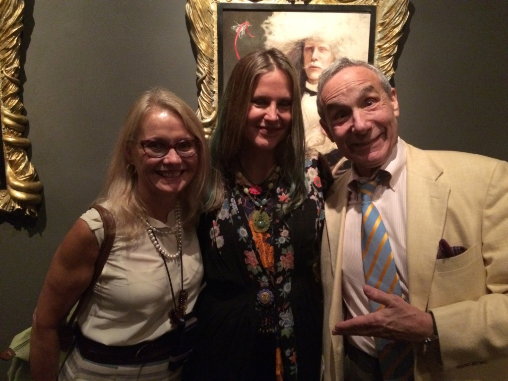 Troma's Pat and Lloyd Kaufman with Gail Potocki