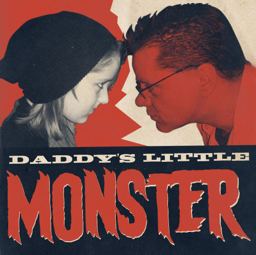 Daddy-Little-Monster